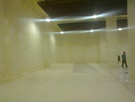 建筑内保温施工案例